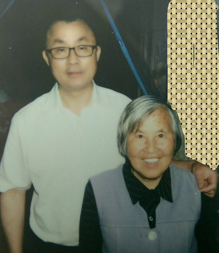 俞金闪:珍藏妈妈的爱